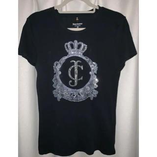 ジューシークチュール(Juicy Couture)のJUICY COUTUREジューシークチュールTシャツ海外M/日本L(Tシャツ(半袖/袖なし))