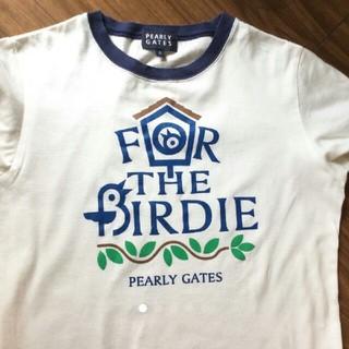 パーリーゲイツ(PEARLY GATES)のパーリーゲイツ コットン100% Tシャツ(Tシャツ(半袖/袖なし))