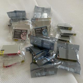 エプソン(EPSON)のエプソン プリンター インク 各色(OA機器)