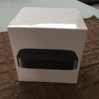 アップル(Apple)のApple MD199J/A AppleTV(新品・未開封品)(PC周辺機器)
