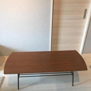 アクタス(ACTUS)のノーチェ 天然無垢のセンターテーブル (ダイニングテーブル)