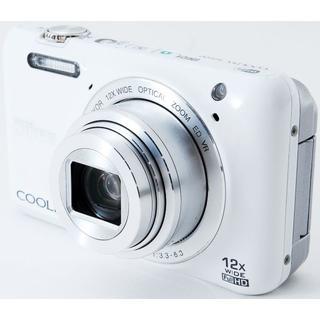 ニコン(Nikon)の❤️ニコン COOLPIX S6600❤️Wi-Fi&自撮り❤️超望遠付き(コンパクトデジタルカメラ)