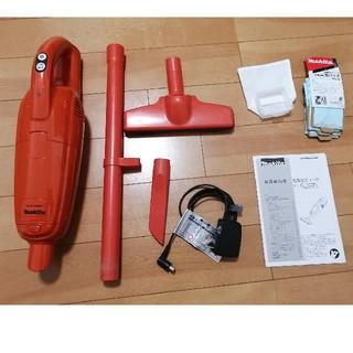 マキタ(Makita)のマキタ 受電式クリーナー オレンジ CL103D(掃除機)