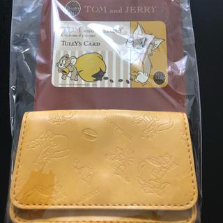 タリーズコーヒー(TULLY'S COFFEE)のタリーズ コーヒー カードケース(パスケース/IDカードホルダー)