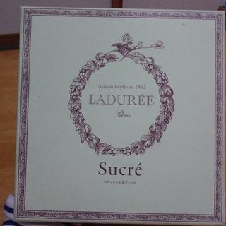 LADURÉE Sucre レシピブック