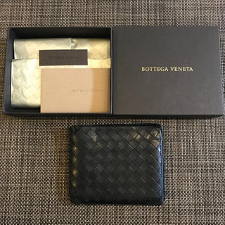 ボッテガヴェネタ(Bottega Veneta)の【再値下げ】ボッテガ 二つ折りウォレット(折り財布)