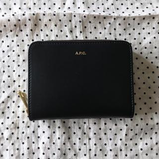 アーペーセー(A.P.C)のA.P.C コンパクトウォレット   二つ折り財布(財布)