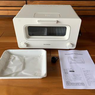 バルミューダ(BALMUDA)の【引取限定】オーブントースター バルミューダ ホワイト(調理機器)