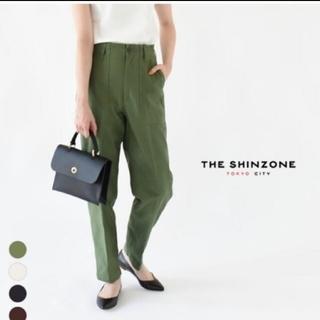 シンゾーン(Shinzone)のShinzoneベイカーパンツ34(ワークパンツ/カーゴパンツ)