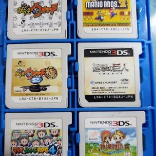 ニンテンドウ(任天堂)の3DS ソフト(携帯用ゲームソフト)