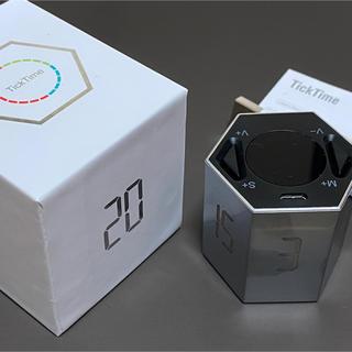Ticktime タイムマネージメントをサポートする多機能カウントダウンタイマー(置時計)