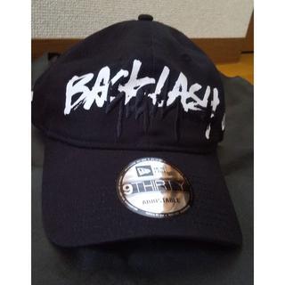 イサムカタヤマバックラッシュ(ISAMUKATAYAMA BACKLASH)の値下げisamukatayama BACKLASHトリプルコラボ(キャップ)