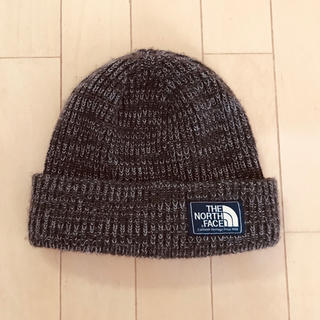 THE NORTH FACE - THE NORTH FACE★ニットキャップ★グレー