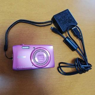 ニコン(Nikon)のNikon COOLPIX-S3600 デジタルカメラ(コンパクトデジタルカメラ)