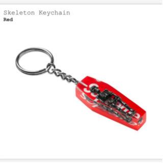 シュプリーム(Supreme)のSupreme  Skelton Keychain キーホルダー スケルトン(キーホルダー)