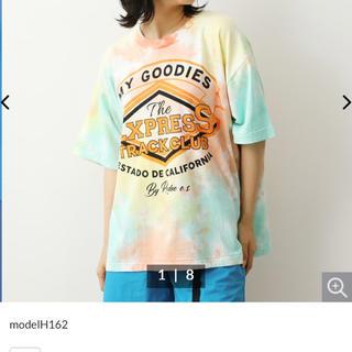 ロデオクラウンズワイドボウル(RODEO CROWNS WIDE BOWL)のロデオクラウンズ   タイダイTシャツ(Tシャツ(半袖/袖なし))