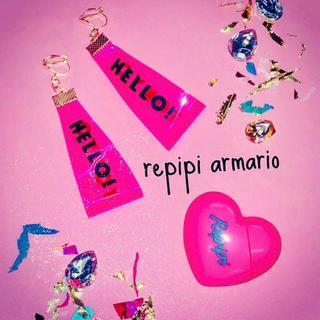 レピピアルマリオ(repipi armario)の【nicola 2019年08月号付録】「repipi armario」グッズC(その他)