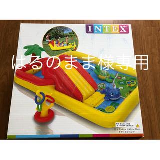 インデックス(INDEX)の滑り台付きプール(マリン/スイミング)