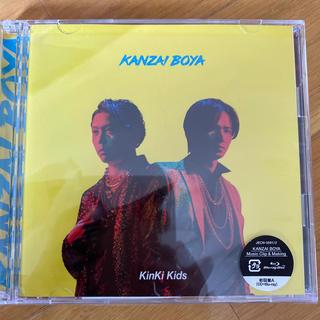 キンキキッズ(KinKi Kids)のKANZAI BOYA(初回盤A/Blu-ray Disc付)(ポップス/ロック(邦楽))