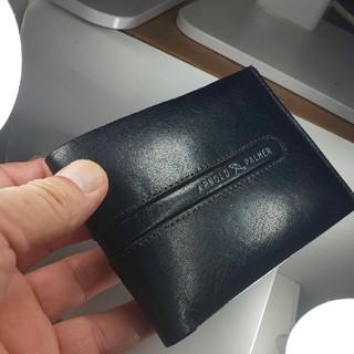 アーノルドパーマー(Arnold Palmer)の新品未使用、ARNDLDPRLMER、イタリアンレザー(折り財布)
