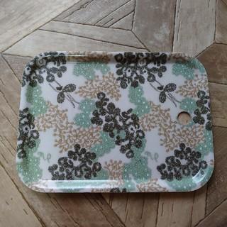 ミナペルホネン(mina perhonen)のミナペルホネン トレイ 小 happy camouflage(その他)