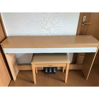 YAMAHA ARIUS 電子ピアノ 専用椅子付き(電子ピアノ)