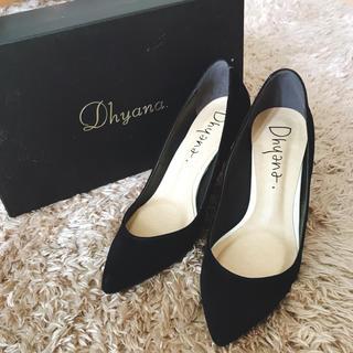 Dhyana - 【Dhyana.】未使用プレーンパンプス