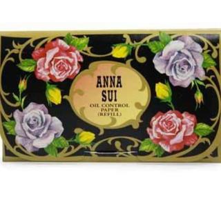 アナスイ(ANNA SUI)のアナスイ あぶらとり紙(あぶらとり紙)