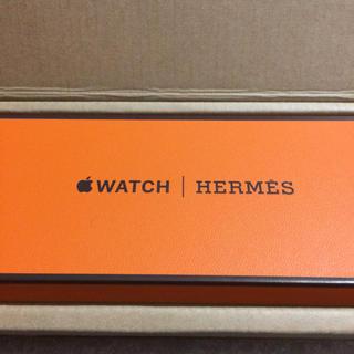 エルメス(Hermes)のkou様専用 HERMES Apple Watch5 44mm レザーバンド(レザーベルト)