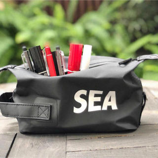 シー(SEA)のWDS DOPP KIT BAG (SMALL) / BLACK (その他)