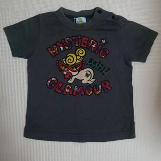 HYSTERIC GLAMOUR - ヒステリックグラマー tシャツ 70