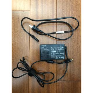 レノボ(Lenovo)のLenovo AC アダプター ADLX65SLC2A(PC周辺機器)