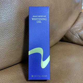 クリスタルジェミー(クリスタルジェミー)のジェミーネフェルタリ 薬用美白オイル 新品(オイル/美容液)