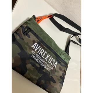 アヴィレックス(AVIREX)の♦︎新品、未使用♦︎ AVIREX サコッシュ ショルダーバッグ(ショルダーバッグ)