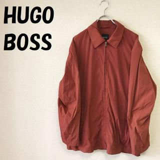 ヒューゴボス(HUGO BOSS)の【人気】HUGO BOSS/ヒューゴボス ジップジャンバー ブルゾン ブラウン系(ブルゾン)