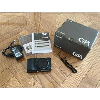 リコー(RICOH)のRICOH リコー GR3  GRⅢ (コンパクトデジタルカメラ)