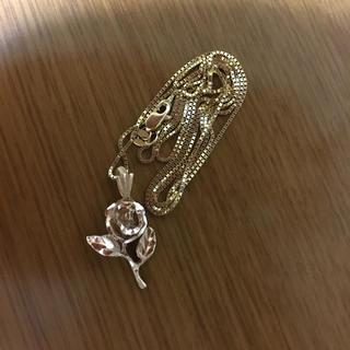 シュプリーム(Supreme)のNewtop Jewelry Rose top Pendant 14k(ネックレス)