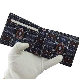 ポールスミス(Paul Smith)の【箱無】ポールスミス二つ折り財布黒カレイドスコープ(折り財布)