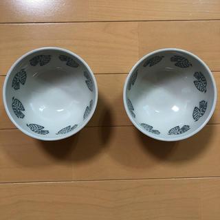 スタディオクリップ(STUDIO CLIP)の松尾ミユキさん ☆   お茶碗 2つセット(食器)