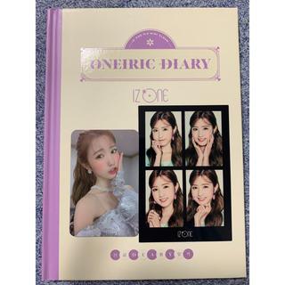 IZ*ONE ONEIRIC DIARY  本田仁美(K-POP/アジア)