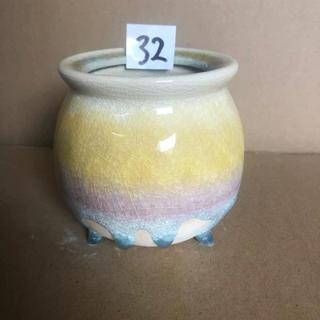 多肉植物 陶器鉢 売約済み(プランター)