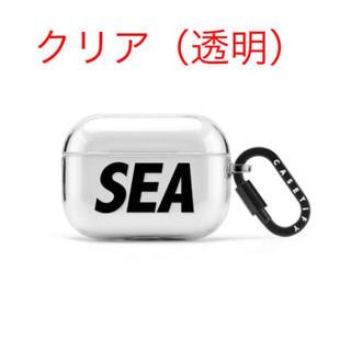 シー(SEA)のWind And Sea AirPods Pro ケース(ヘッドフォン/イヤフォン)