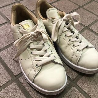 アディダス(adidas)のスタンスミス ベージュ(スニーカー)
