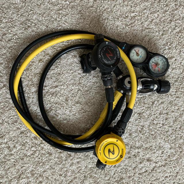 Aqua Lung(アクアラング)のBCD・レギュレーター・オクトパスセット スポーツ/アウトドアのスポーツ/アウトドア その他(マリン/スイミング)の商品写真