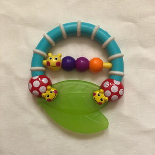サッシー(Sassy)のSassy 歯固め(知育玩具)