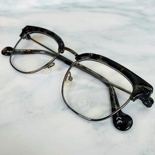 モンクレール(MONCLER)のモンクレール◆MONCLER ML5021 A55 メガネ 高級 グレー(サングラス/メガネ)