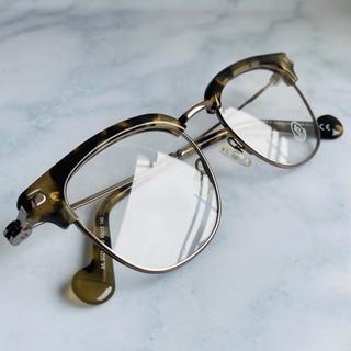 モンクレール(MONCLER)のモンクレール◆MONCLER ML5021 055 メガネ マーブル ブランド(サングラス/メガネ)