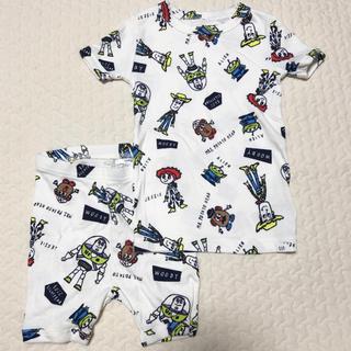 ベビーギャップ(babyGAP)のGAP baby トイストーリー パジャマ 半袖 ルームウェア(パジャマ)