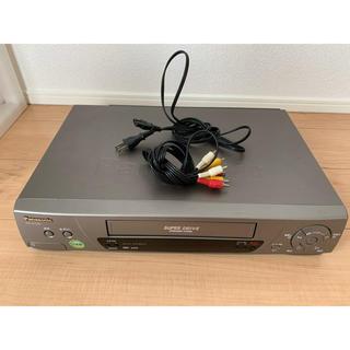 パナソニック(Panasonic)のPanasonic ビデオデッキ NV-H110(その他)