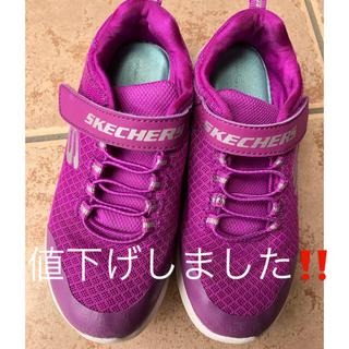 SKECHERS - スケッチャーズスニーカー 20センチ